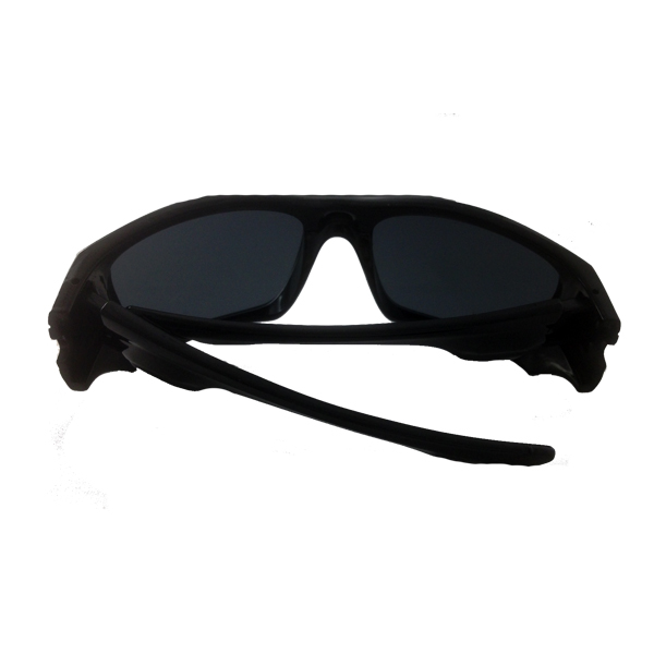Black masculine sunglasses for men - sunlooper.co.uk - billede 3