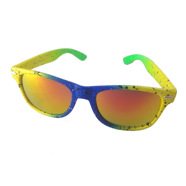Neon 80´s sunglasses