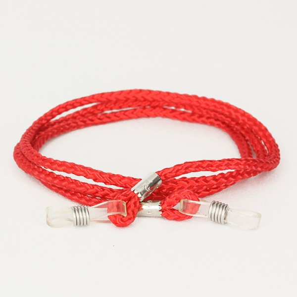 Red glasses rope - sunlooper.co.uk - billede 3