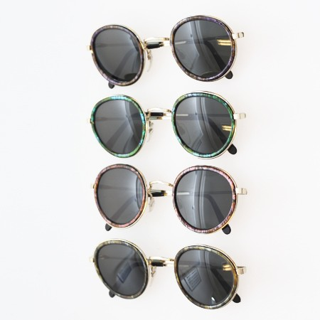 Cool round sunglasses - sunlooper.co.uk - billede 2