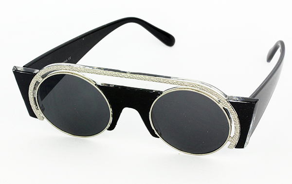 Exclusive, special sunglasses in black