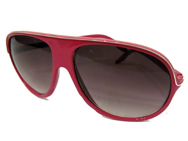 Cheap pink aviators