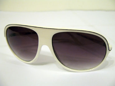 Cheap white sunglasses