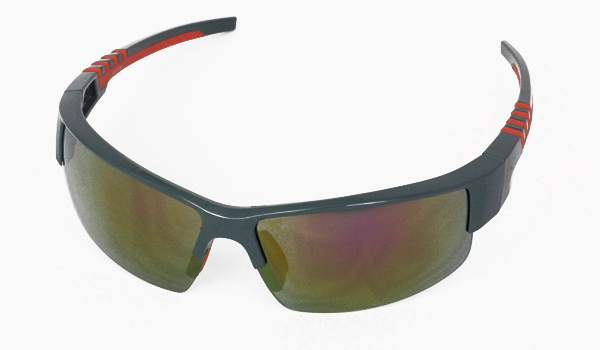 Golf sunglasses in grey