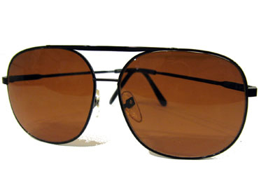 Retro / vintage aviator sunglasses