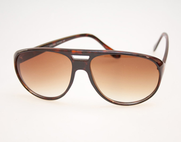 Brown aviator sunglasses - sunlooper.co.uk - billede 2