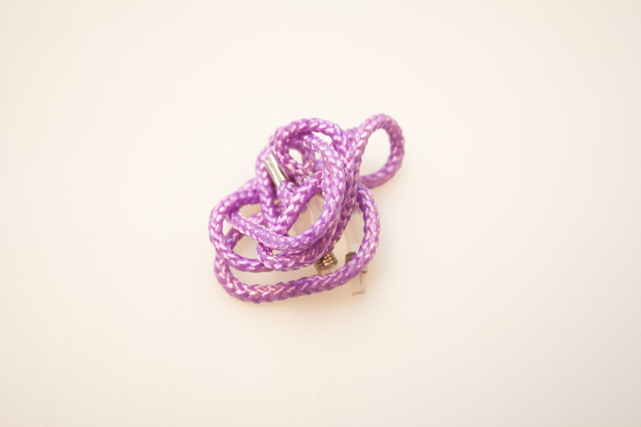 Purpe glasses rope - sunlooper.co.uk - billede 2