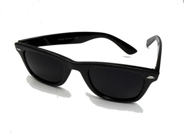 Wayfarer with dark lenses - sunlooper.co.uk - billede 2