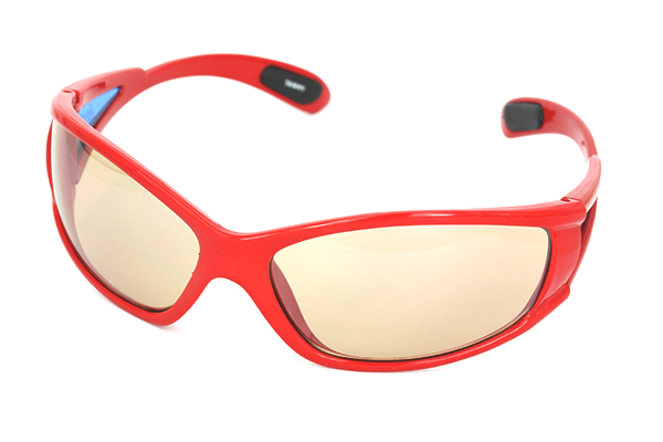 Red sports-sunglasses