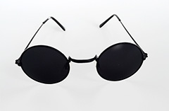 Kids sunglasses with black, Lennon design - Design nr. 3209