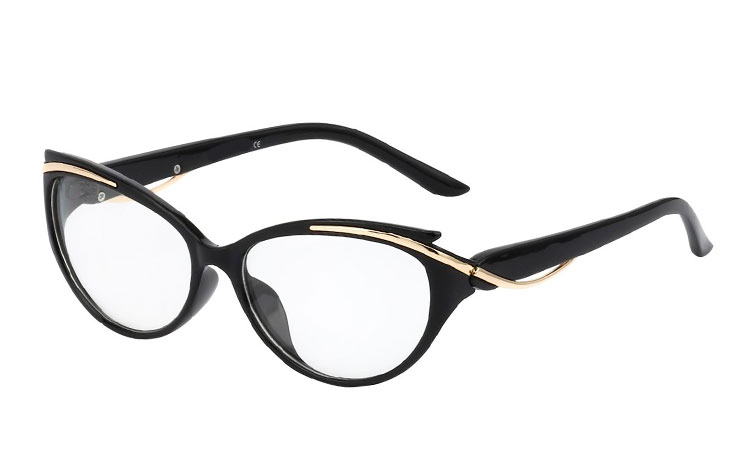 Cateye glasses - Design nr. 3404