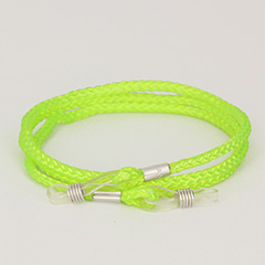 Neon green glasses cord - Design nr. 1013