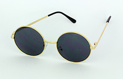 Gold classic Lennon sunglasses - Design nr. 1030
