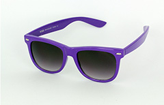 Purple wayfarer sunglasses - Design nr. 1068