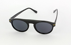 Round sunglasses in simple design - Design nr. 1072