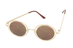 Lovely round Lennon sunglasses - Design nr. 1111