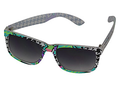 Stylish sunglasses in lovely colours