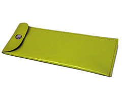 Lime green sunglasses case - Design nr. 1303