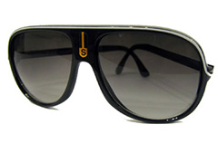Cheap black aviators / truckers - Design nr. 1327