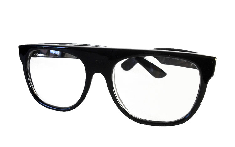 Cheap black glasses without strength - Design nr. 1894