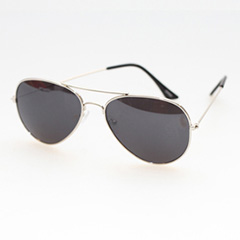 Silver aviator sunglasses - Design nr. 268