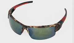 Golf sunglasses with patterns - Design nr. 3077
