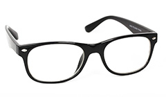 Standard black glasses (nonprescription) - Design nr. 3130