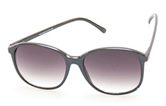 Black sunglasses with beautiful design - Design nr. 400