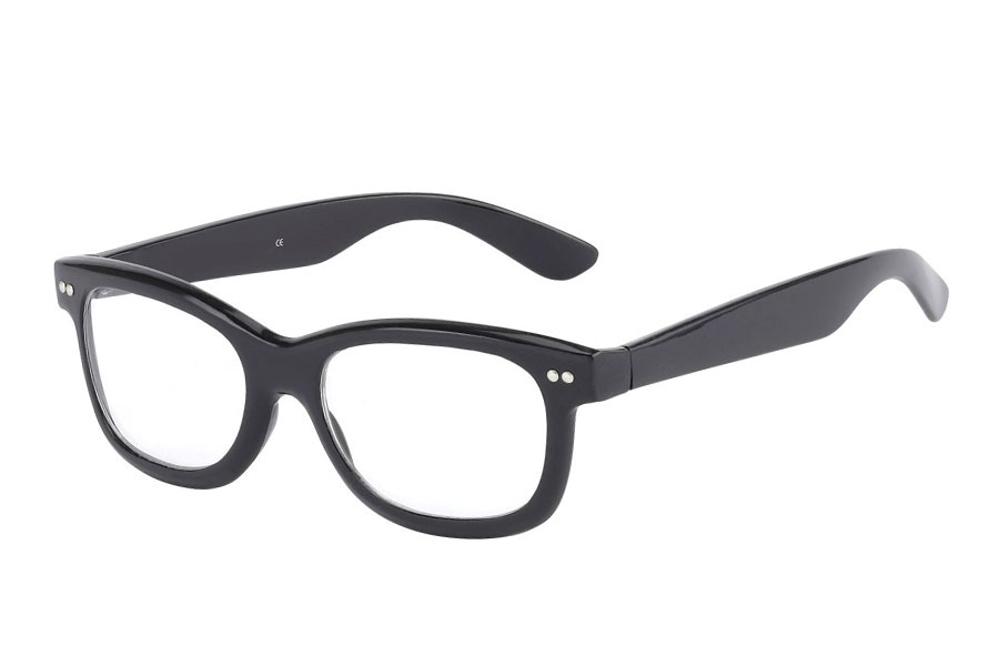 Glasses with clear lenses - Design nr. 402