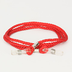 Red glasses rope