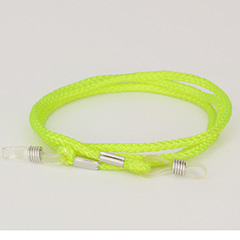 Neon yellow glasses cord - Design nr. 427