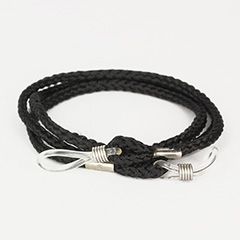 Black glasses cord - Design nr. 430