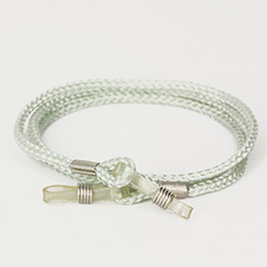 Light grey glasses cord - Design nr. 434