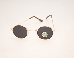 Kids Lennon sunglasses gold - Design nr. 484