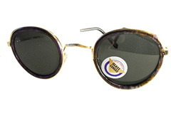 Cool round sunglasses - Design nr. 490