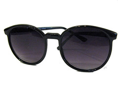 Round black sunglasses - Design nr. 500