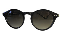 Round black sunglasses - Design nr. 509