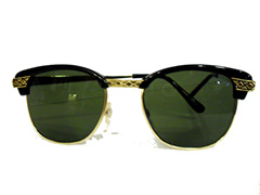 Cheap sunglasses. clubmaster look - Design nr. 524