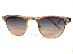 Pink clubmaster sunglasses - Design nr. 529