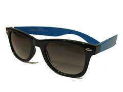 Black and blue wayfarer - Design nr. 567
