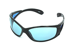 Black sports sunglasses