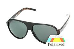 Aviator Polaroid sunglasses
