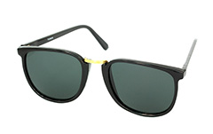 Round lovely sunglasses in black - Design nr. 632