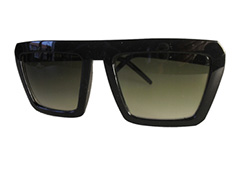 Cartoon sunglasses in black