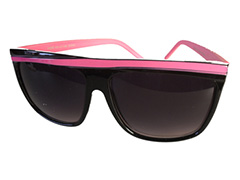 Black and pink sunglasses - Design nr. 845