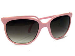 Pink sunglasses - Design nr. 855