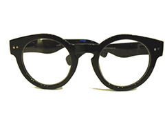 Glasses with clear lenses, non-prescription - Design nr. 861
