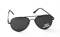 Polaroid pilot / aviator sunglasses in classic design