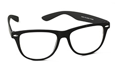 Large non-prescription wayfarers in lovely matte design - Design nr. 885