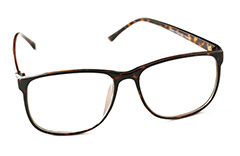 Tortoiseshell glasses - non-prescription - Design nr. 889